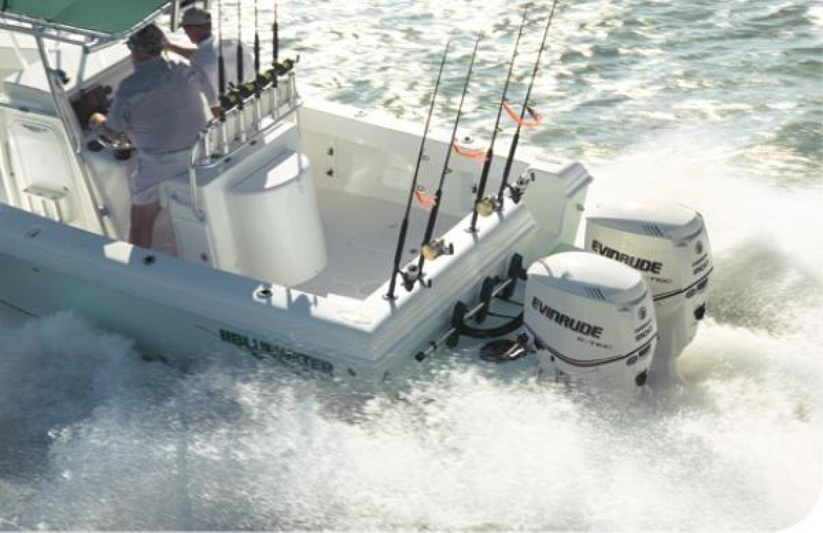 2021 Bluewater Sportfishing 22' 23t Bluewater Sportfishing 23t | Picture 6 of 7