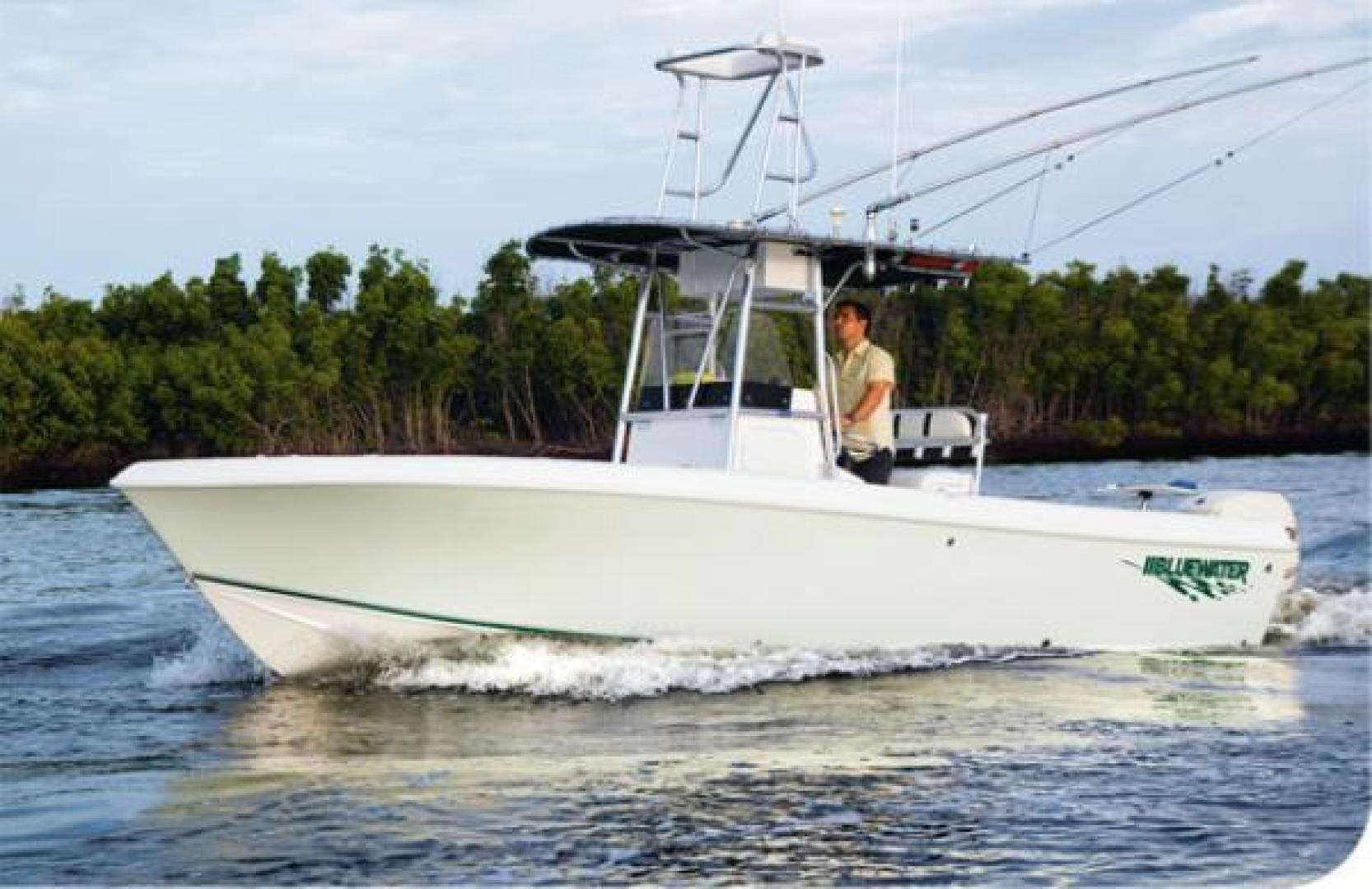 2021 Bluewater Sportfishing 22' 23t Bluewater Sportfishing 23t | Picture 5 of 7