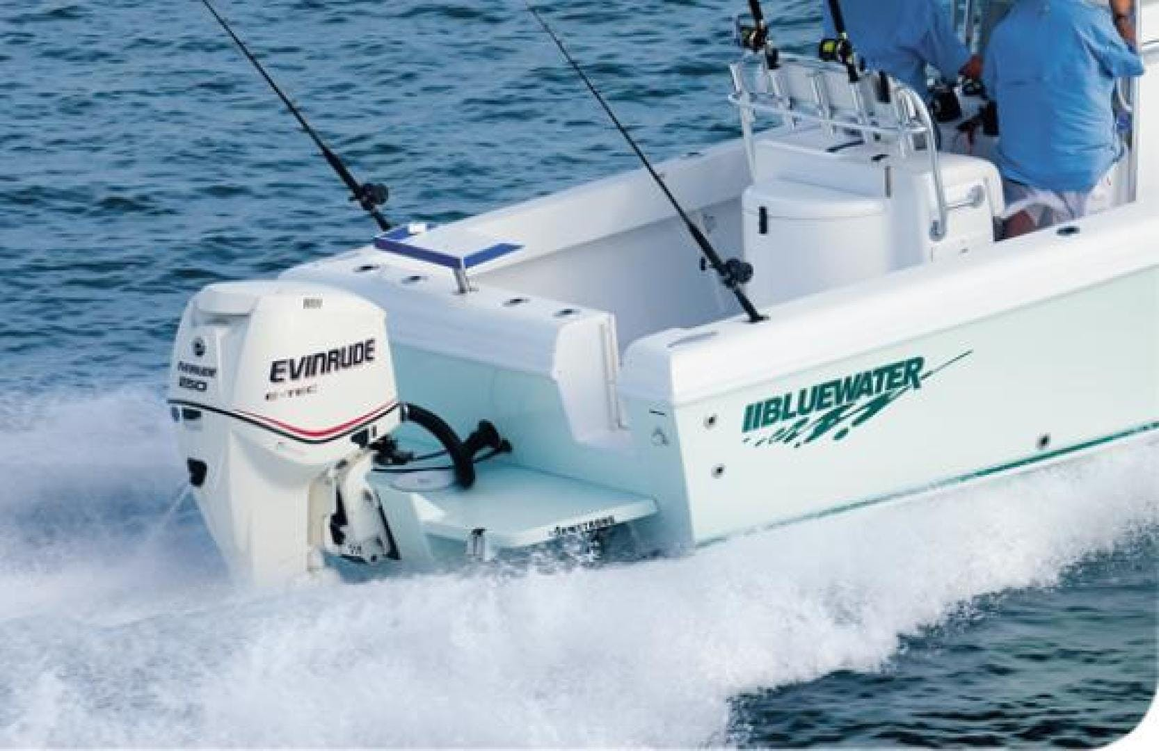 2021 Bluewater Sportfishing 22' 23t Bluewater Sportfishing 23t | Picture 7 of 7