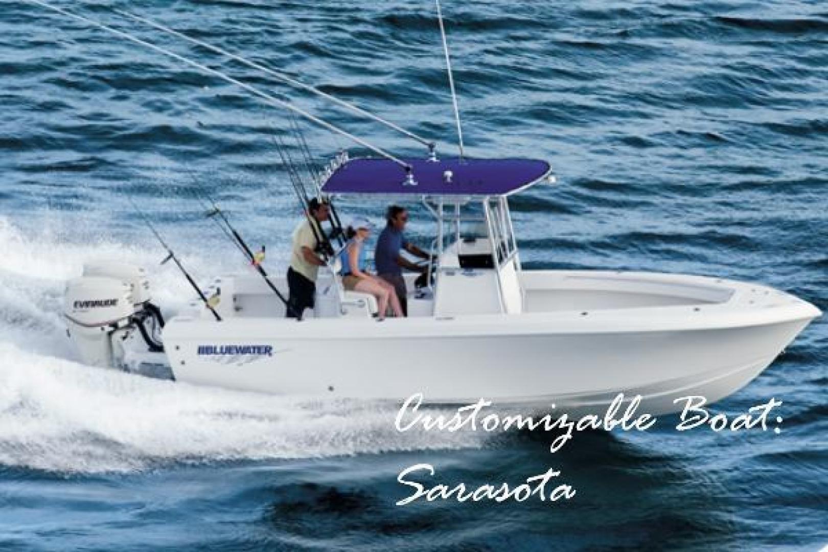 "2020 Bluewater Sportfishing 22' 23t ""Bluewater Sportfishing 23t"""
