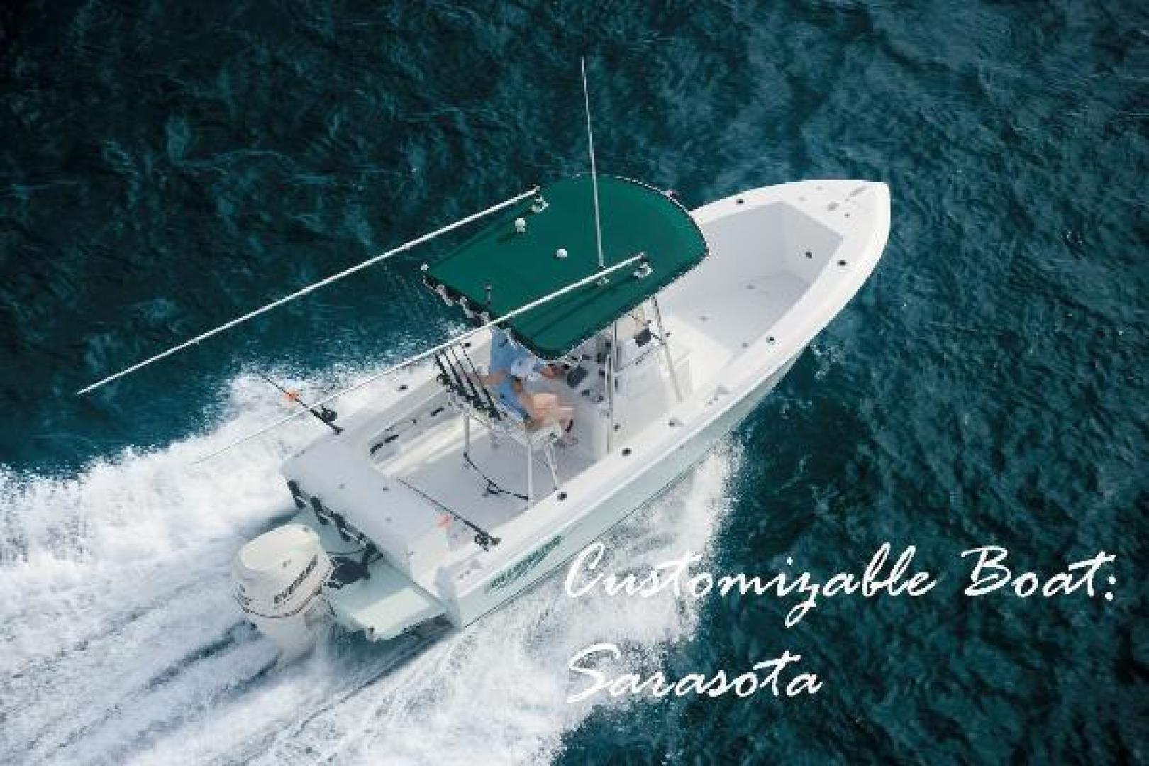 "2020 Bluewater Sportfishing 22' 2150 ""Bluewater Sportfishing 2150"""