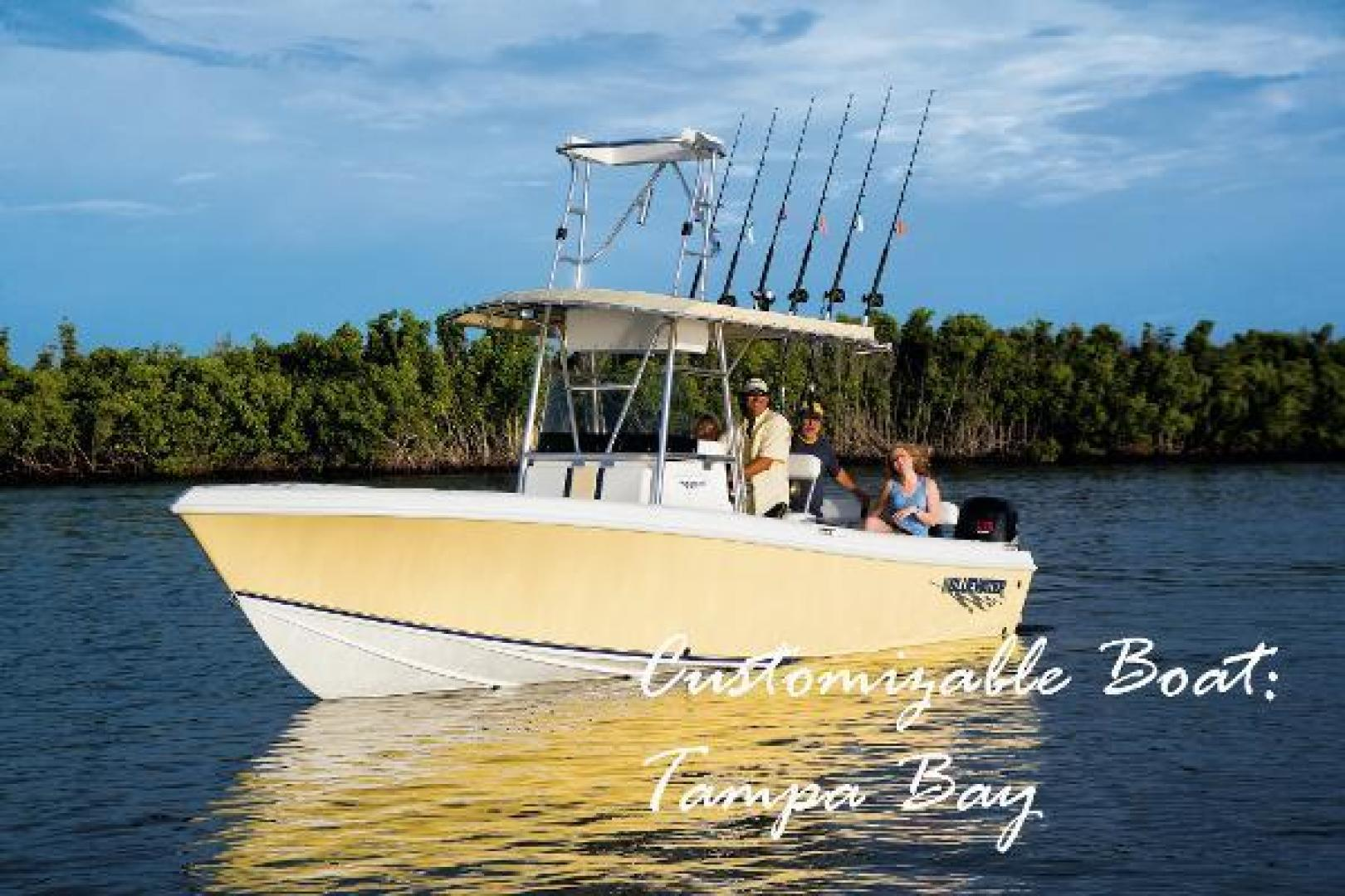 "2021 Bluewater Sportfishing 22' 2350 ""Bluewater Sportfishing 2350"""