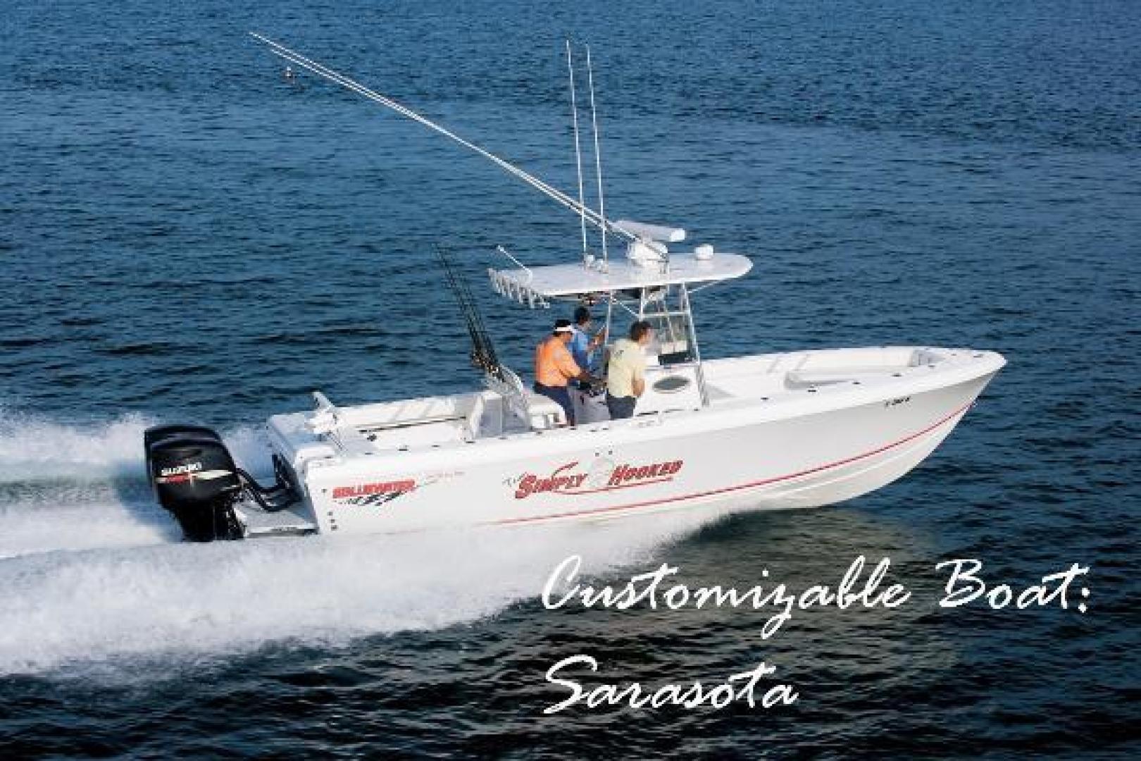 "2021 Bluewater Sportfishing 27' 2850 ""Bluewater Sportfishing 2850"""