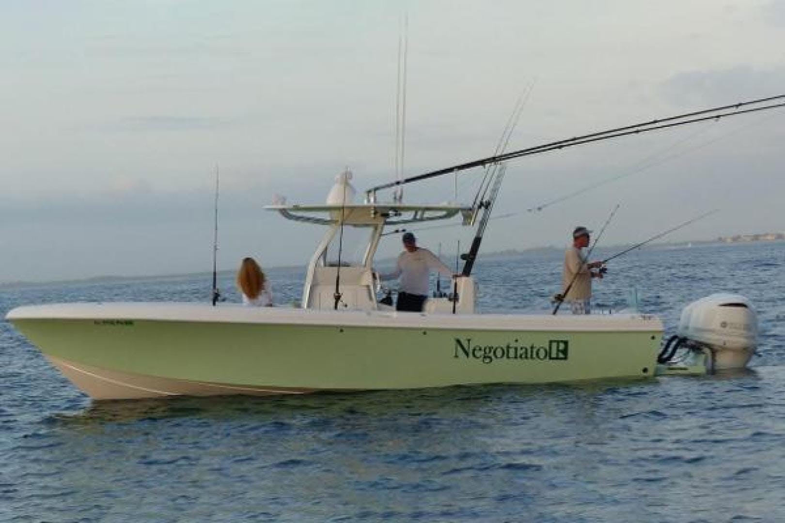 2021 Bluewater Sportfishing 27' 2850 Bluewater Sportfishing 2850   Picture 2 of 16