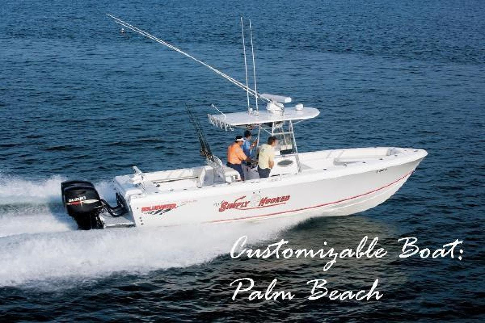 2020 Bluewater Sportfishing 27' 2850 Bluewater Sportfishing 2850 | Picture 1 of 16