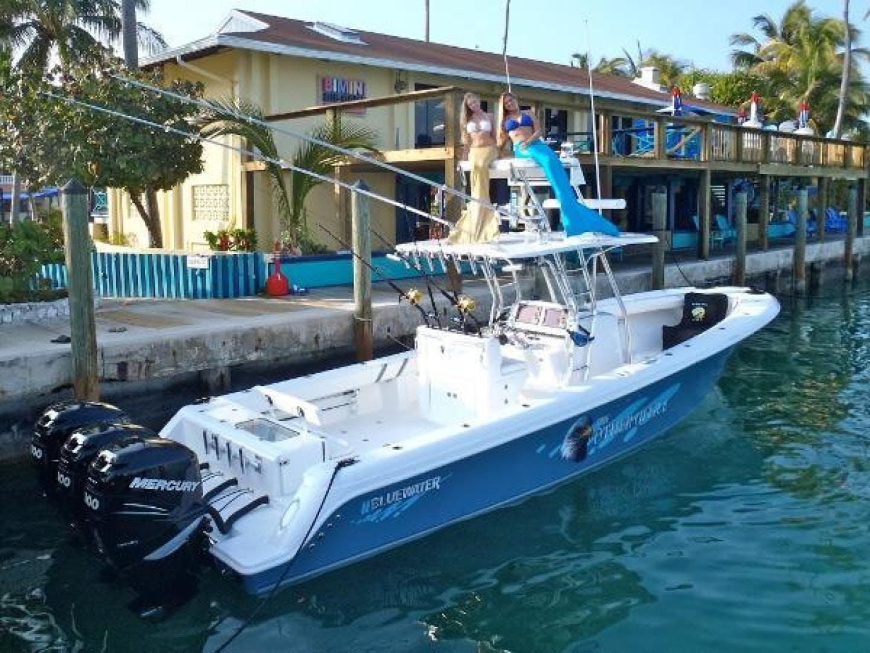 2020 Bluewater Sportfishing 35' 355e Bluewater Sportfishing 355e | Picture 2 of 9