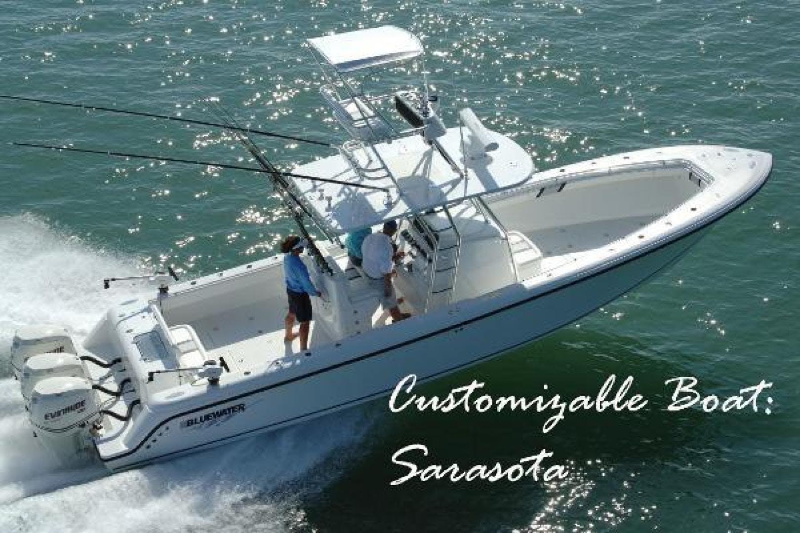 2020 Bluewater Sportfishing 35' 355e Bluewater Sportfishing 355e | Picture 1 of 9