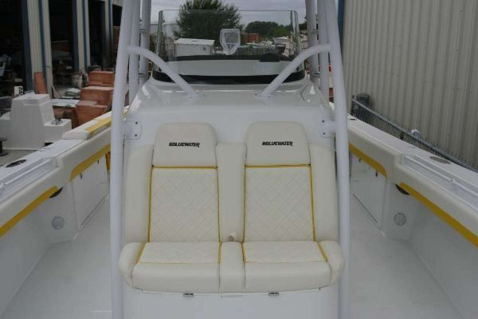 2021 Bluewater Sportfishing 35' 355e Bluewater Sportfishing 355e | Picture 7 of 9