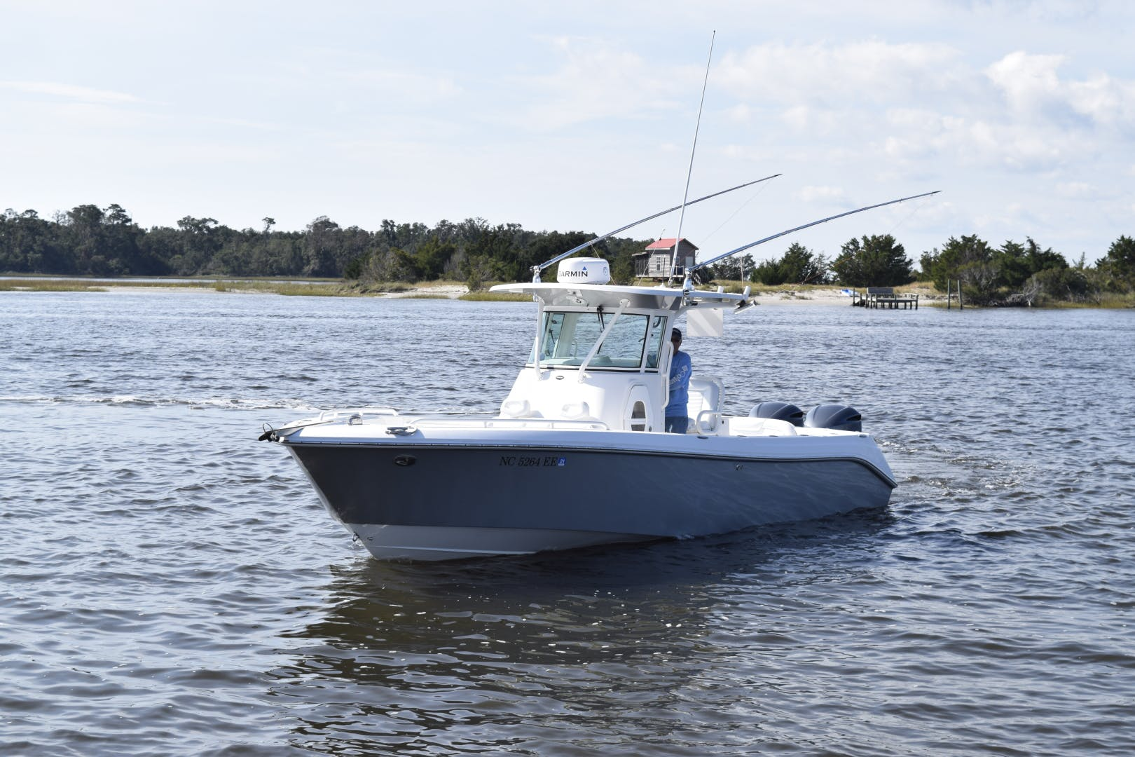 2006 Everglades 29' Center Console  | Picture 6 of 51