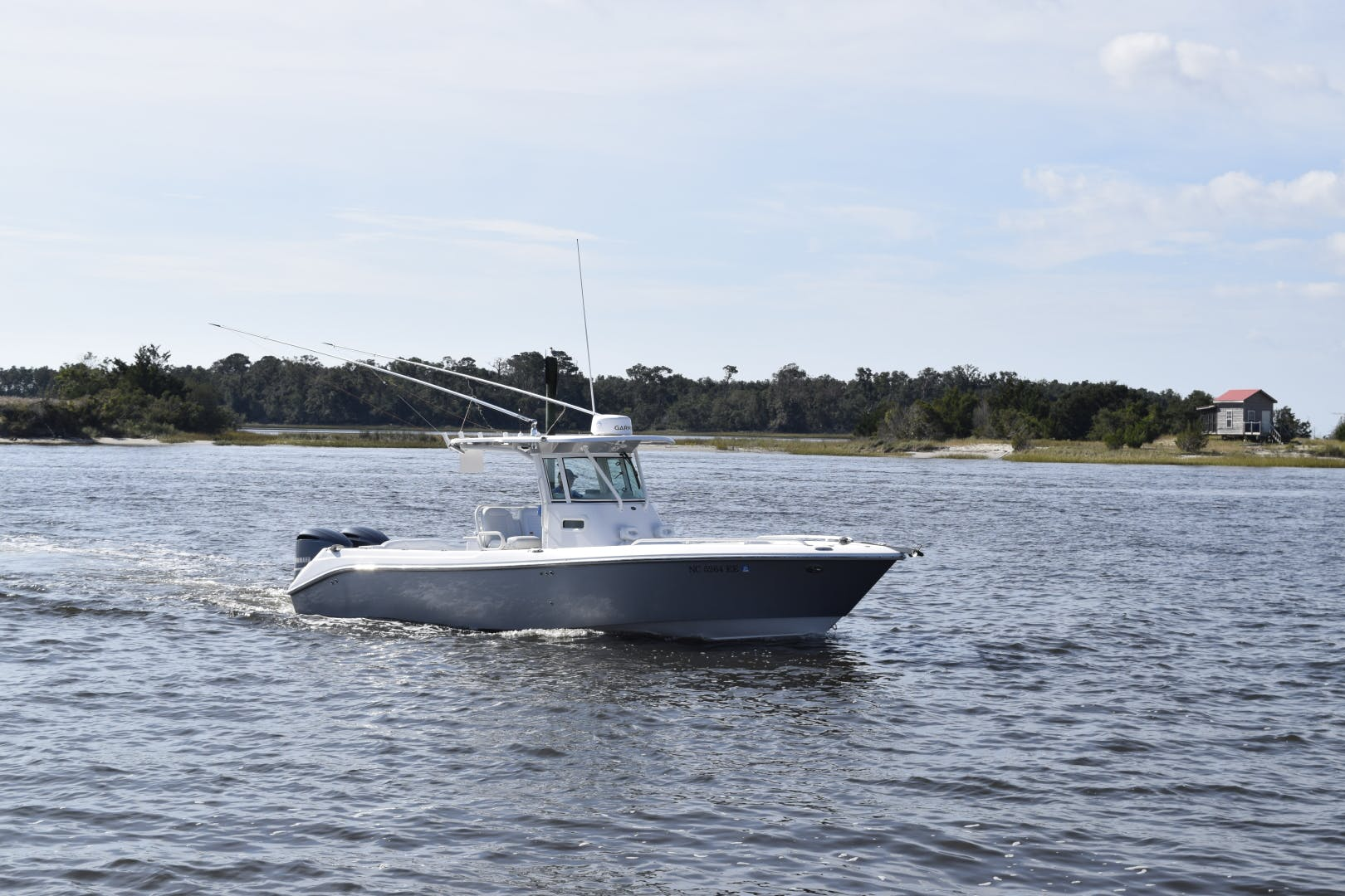 2006 Everglades 29' Center Console  | Picture 2 of 51