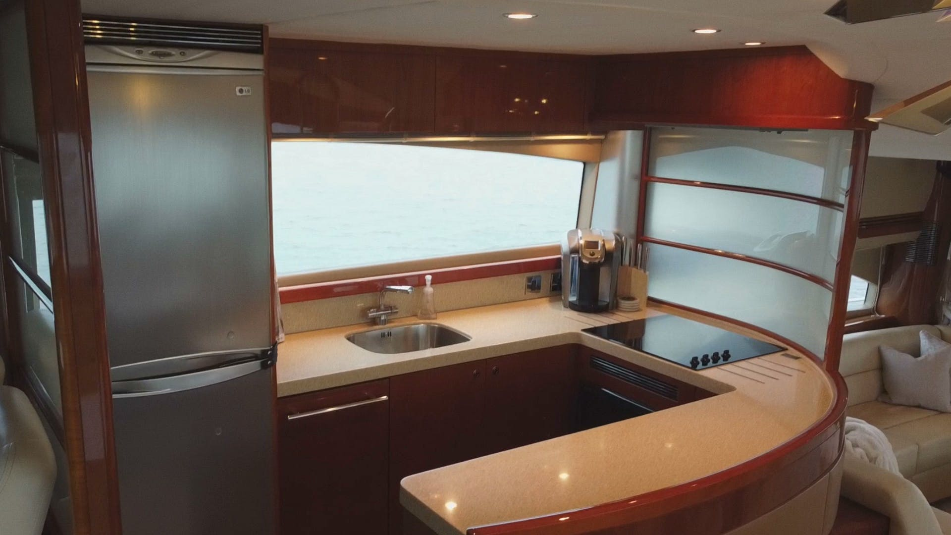 2007 Princess 67' Flybridge Motor Yacht Hall Force One | Picture 1 of 37