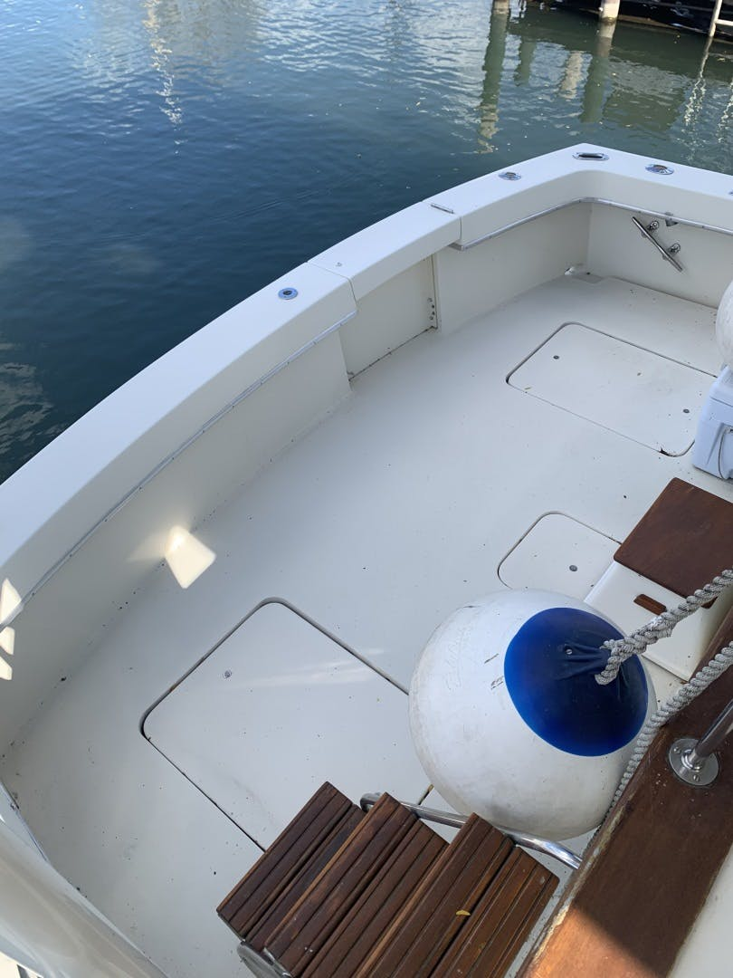 1987 Hatteras 53' Yacht Fish Shelanu | Picture 7 of 48