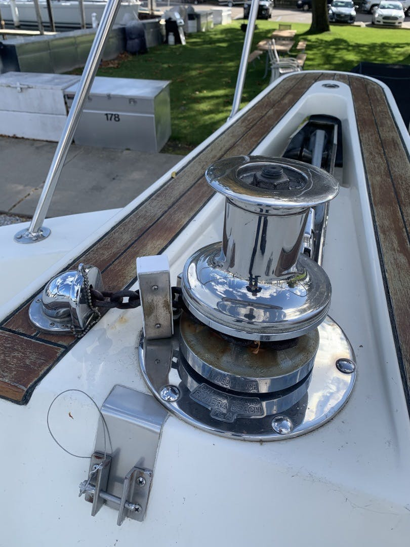 1987 Hatteras 53' Yacht Fish Shelanu | Picture 8 of 48