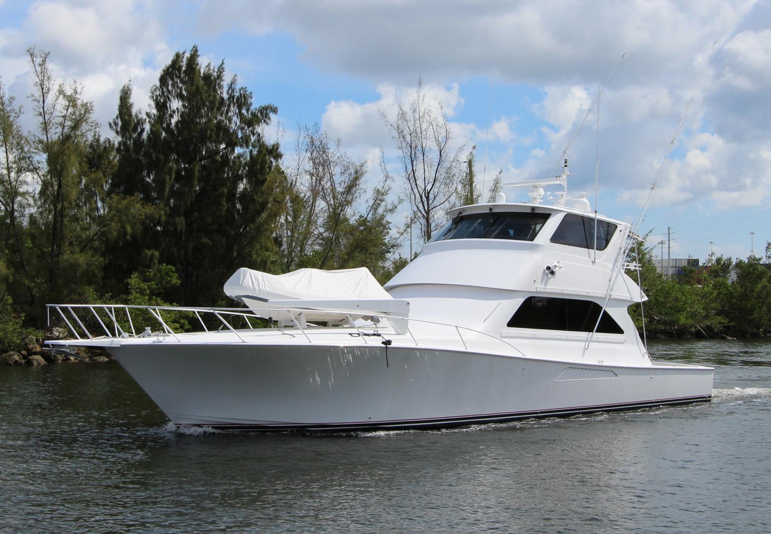 "2004 Viking 61' Enclosed Bridge ""Sea Sea Rider"""