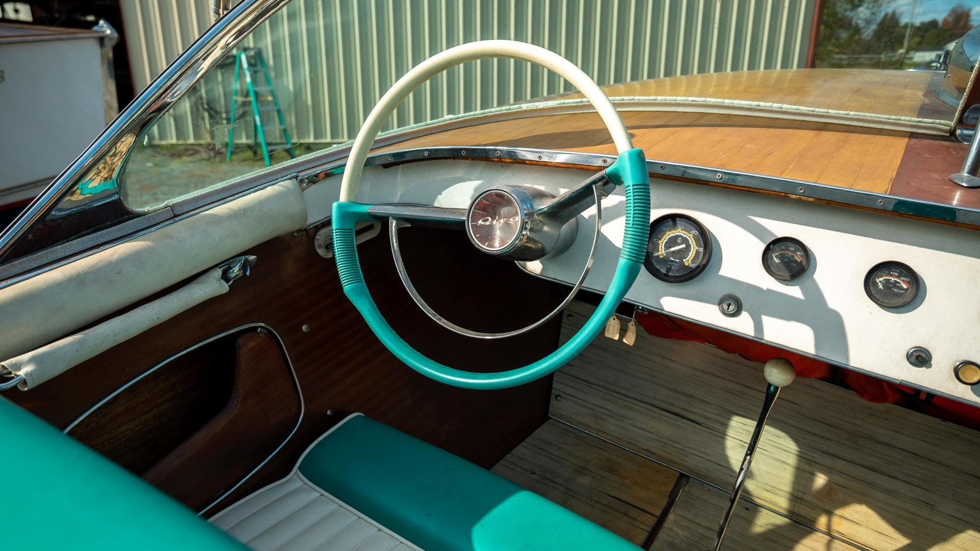 1961 Riva 21' Ariston EMILIA   Picture 8 of 29