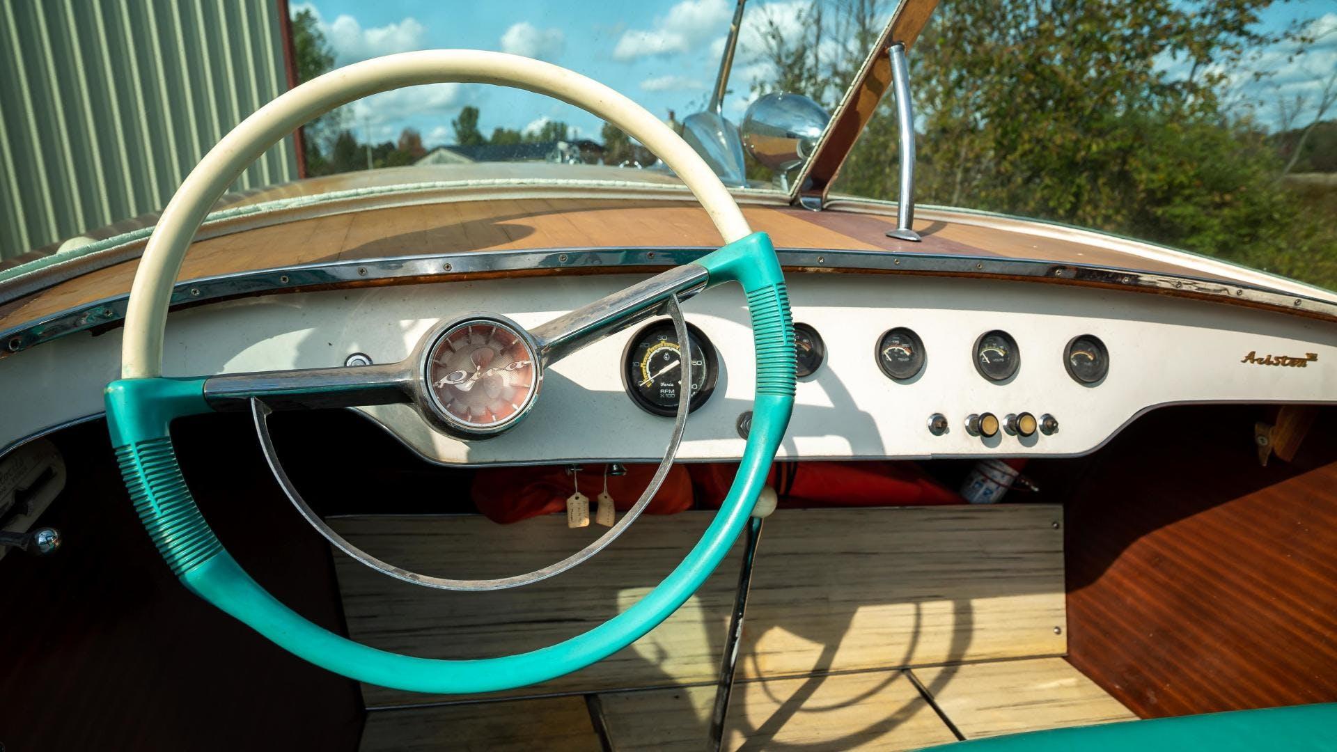 1961 Riva 21' Ariston EMILIA   Picture 1 of 29