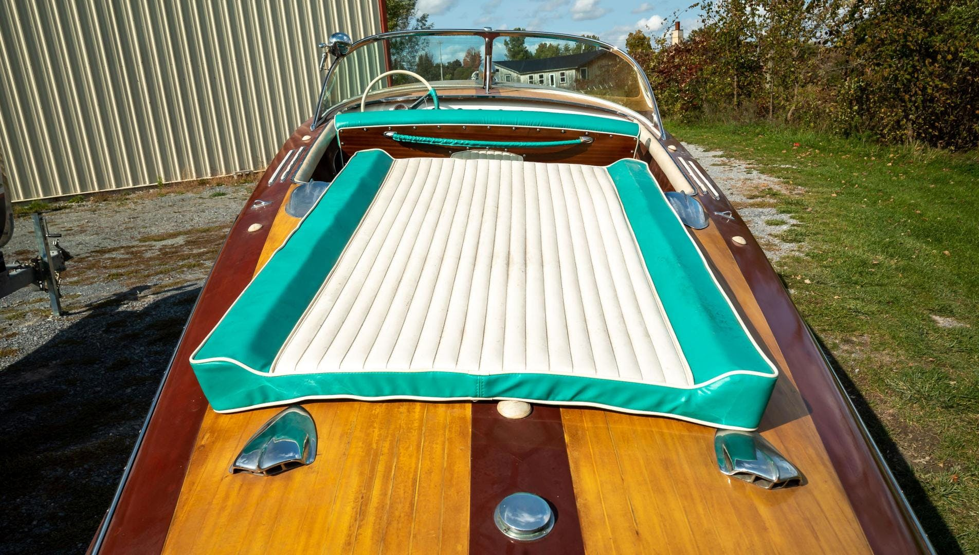 1961 Riva 21' Ariston EMILIA   Picture 6 of 29