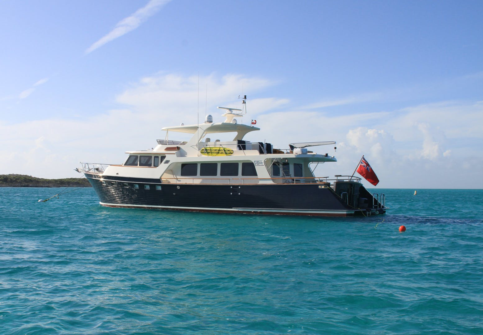 2005 Marlow 78' Explorer Hooligan V | Picture 1 of 33