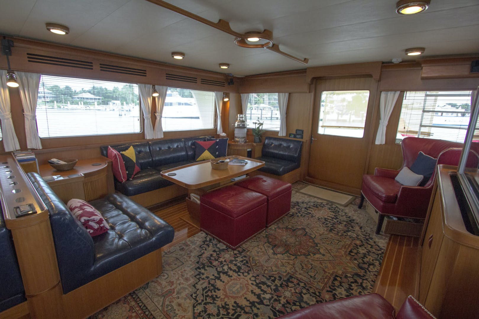 2005 Marlow 78' Explorer Hooligan V | Picture 4 of 33