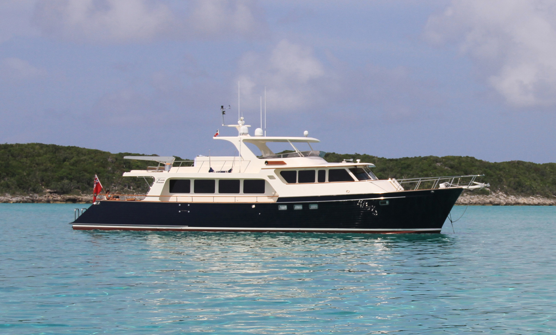 "2005 Marlow 78' Explorer ""Hooligan V"""