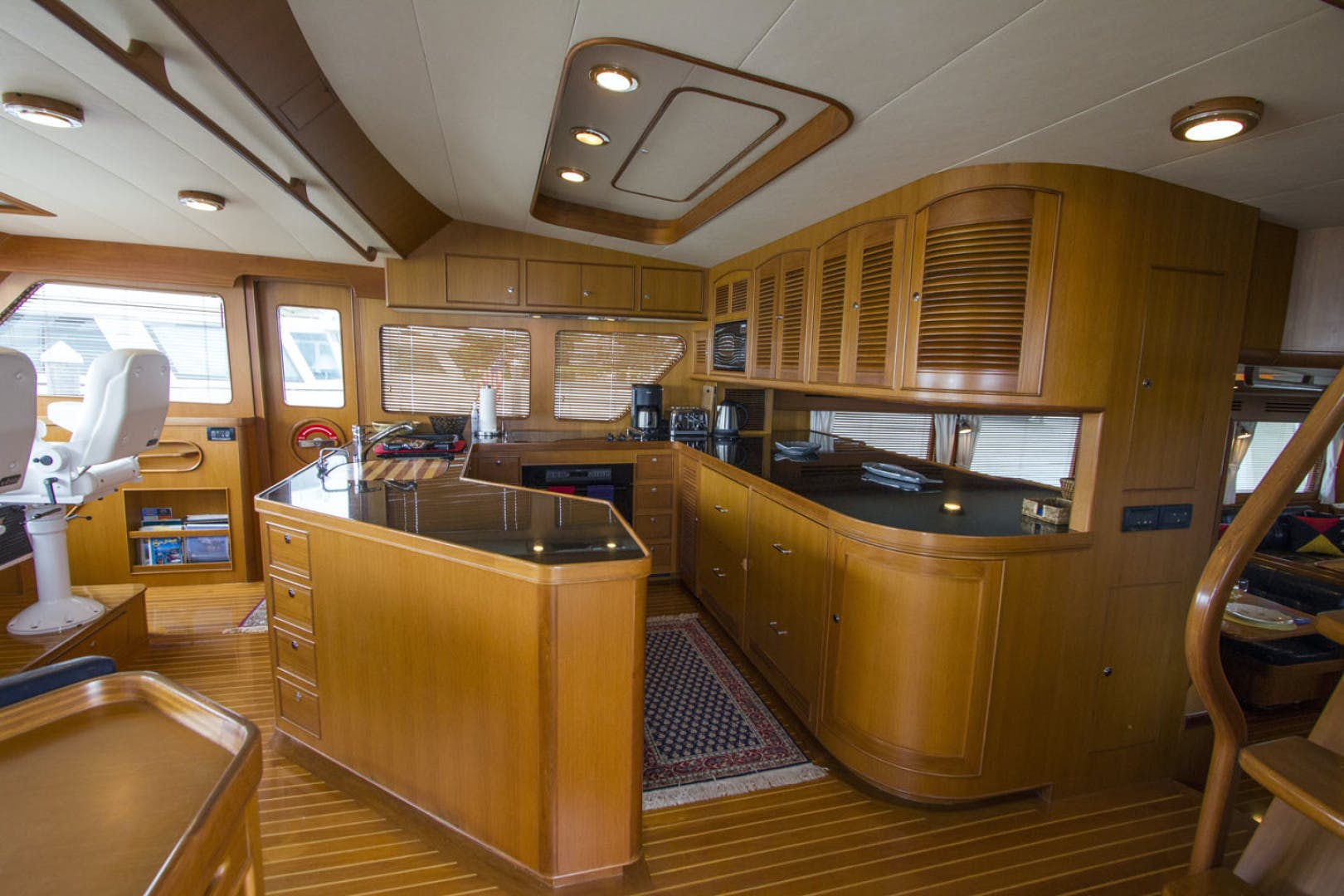 2005 Marlow 78' Explorer Hooligan V | Picture 8 of 33