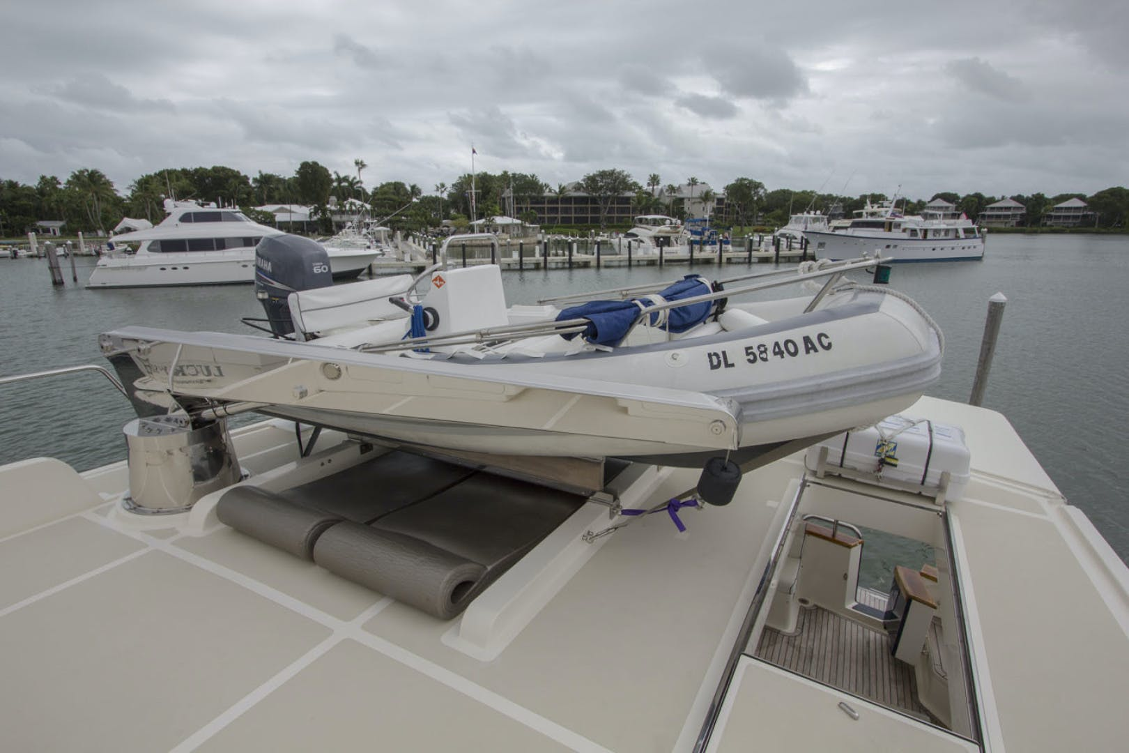 2005 Marlow 78' Explorer Hooligan V | Picture 3 of 33