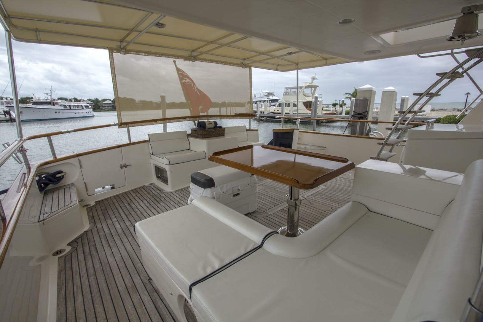 2005 Marlow 78' Explorer Hooligan V | Picture 5 of 33