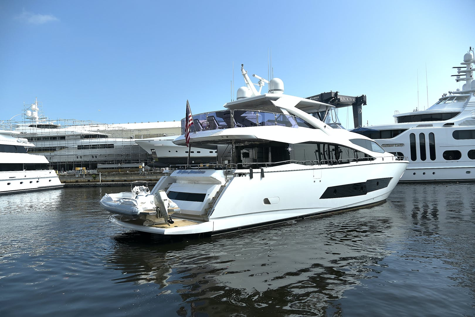 2019 Sunseeker 86' 86 Yacht It's Noon Somewhere | Picture 7 of 72