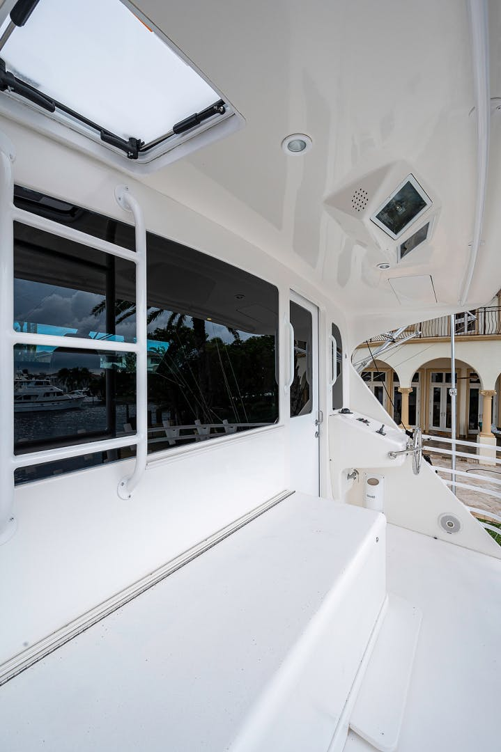 2007 Viking 64' Enclosed Bridge Scoped Out   Picture 1 of 72