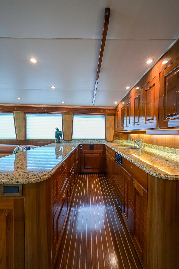 2007 Viking 64' Enclosed Bridge Scoped Out   Picture 2 of 72