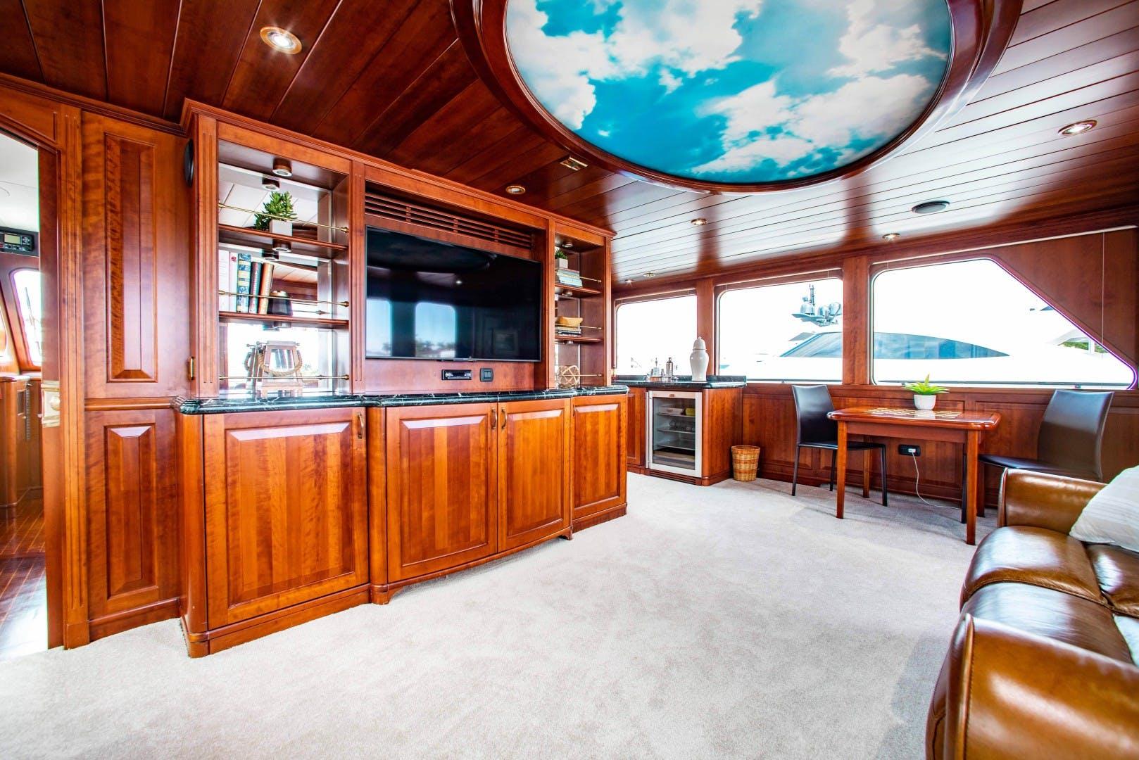 2005 Conrad Shipyard 88' 88 Motor Yacht Chillin | Picture 7 of 81