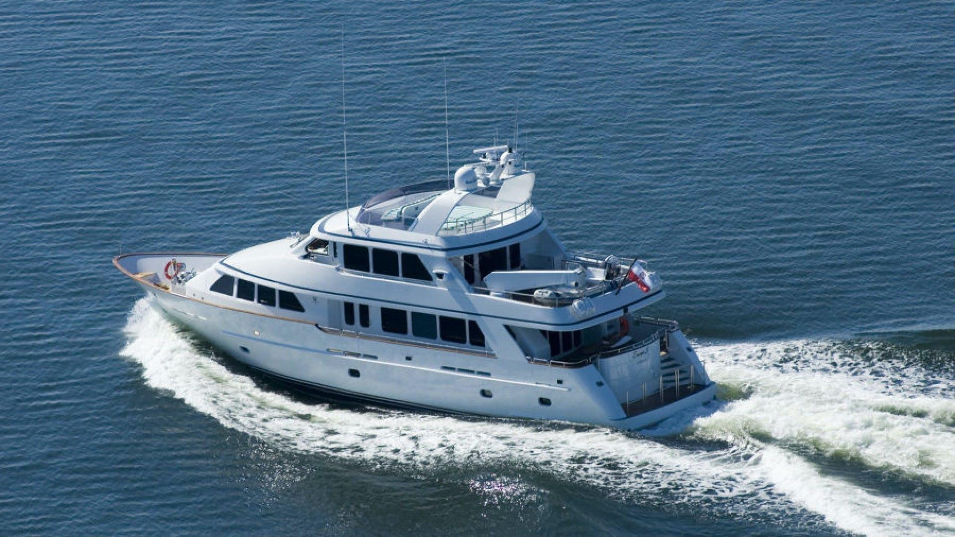 2005 Conrad Shipyard 88' 88 Motor Yacht Chillin | Picture 3 of 81