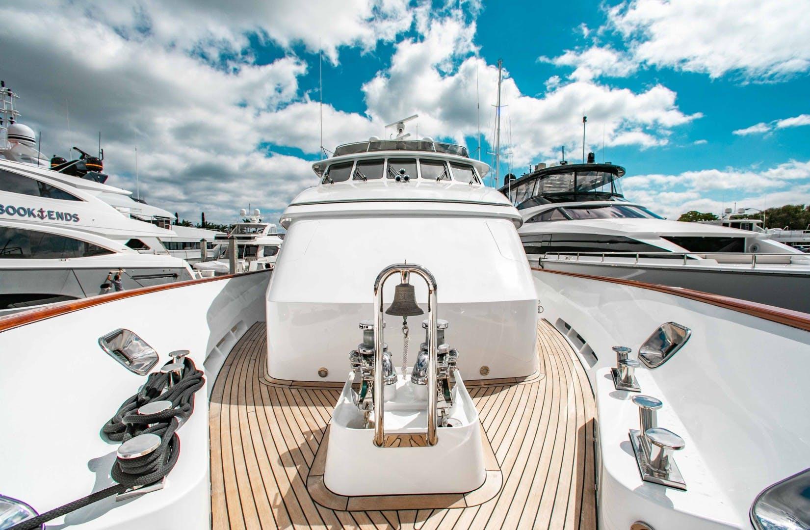 2005 Conrad Shipyard 88' 88 Motor Yacht Chillin | Picture 1 of 81