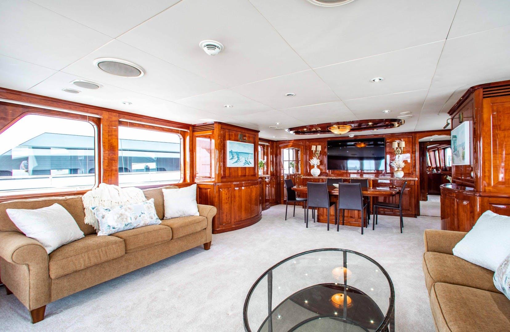 2005 Conrad Shipyard 88' 88 Motor Yacht Chillin | Picture 4 of 81