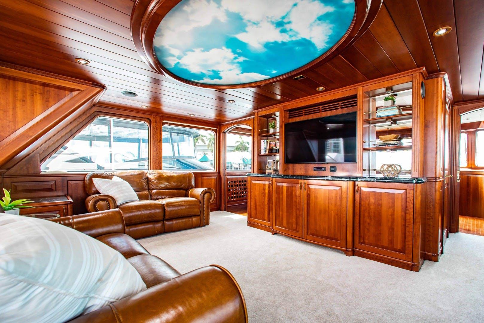2005 Conrad Shipyard 88' 88 Motor Yacht Chillin | Picture 6 of 81