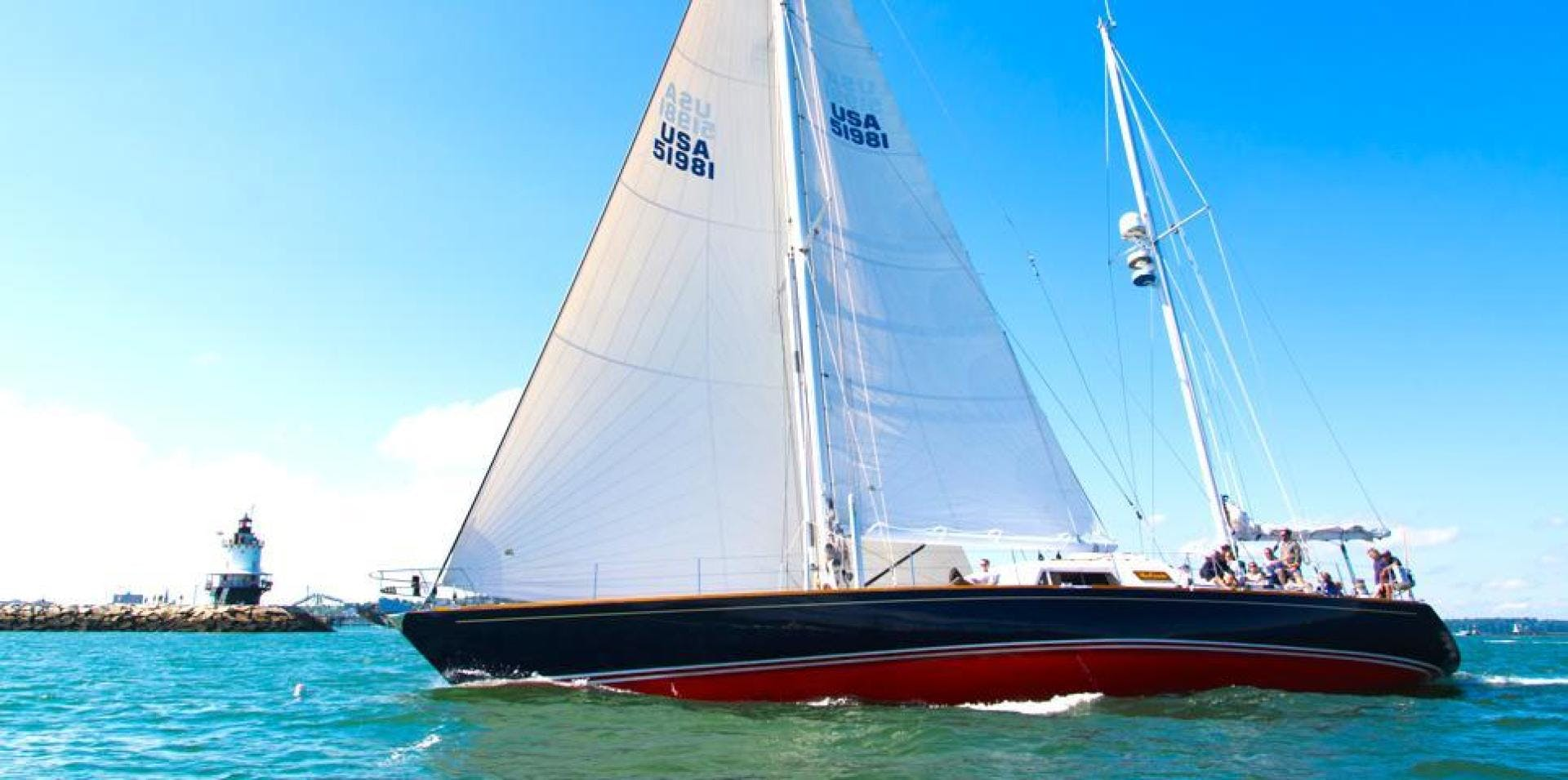 1985 Southern Ocean 80' Ketch Too Elusive | Picture 3 of 16
