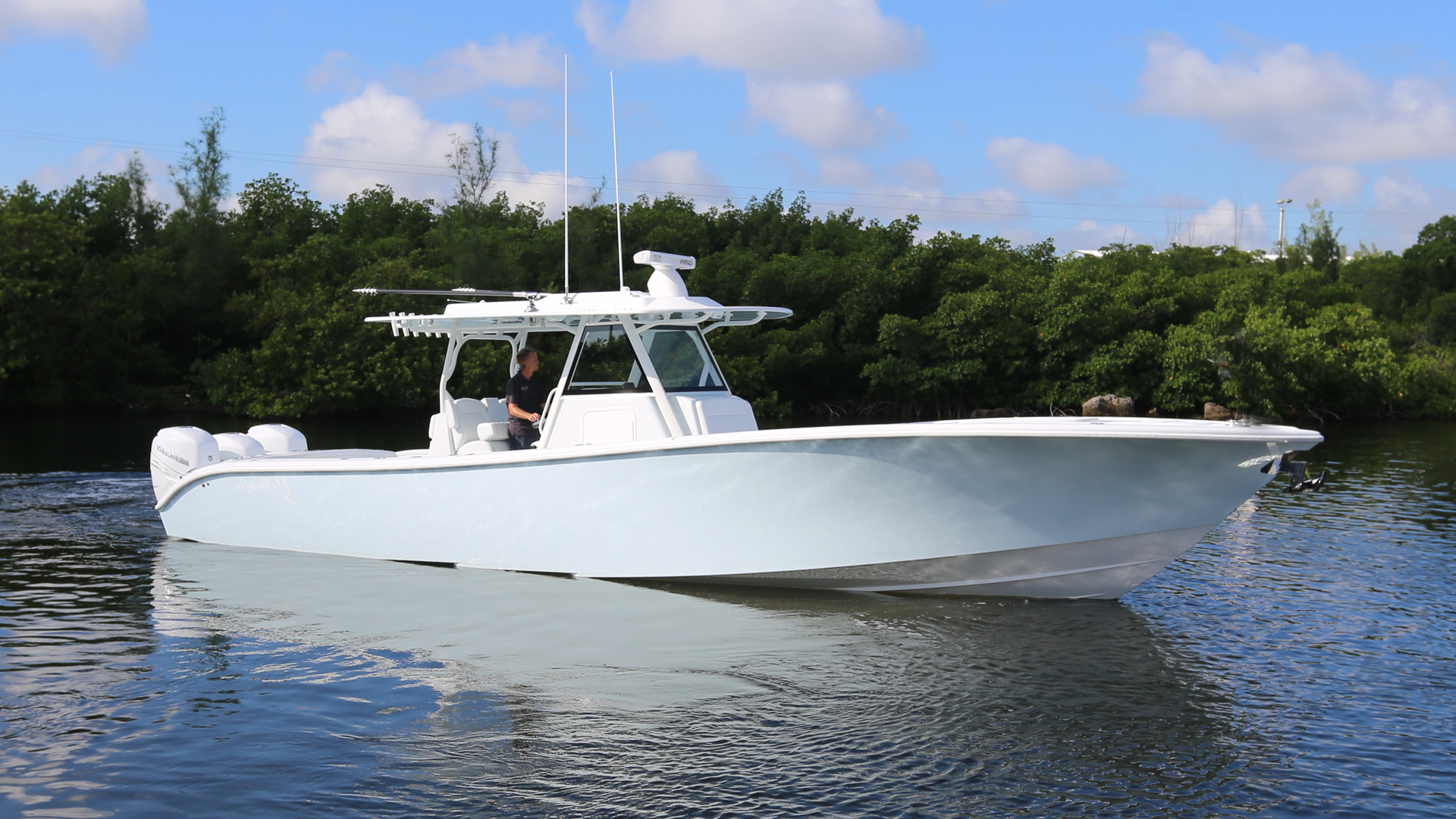 "2021 Yellowfin 39' 39 Offshore ""39 Offshore"""