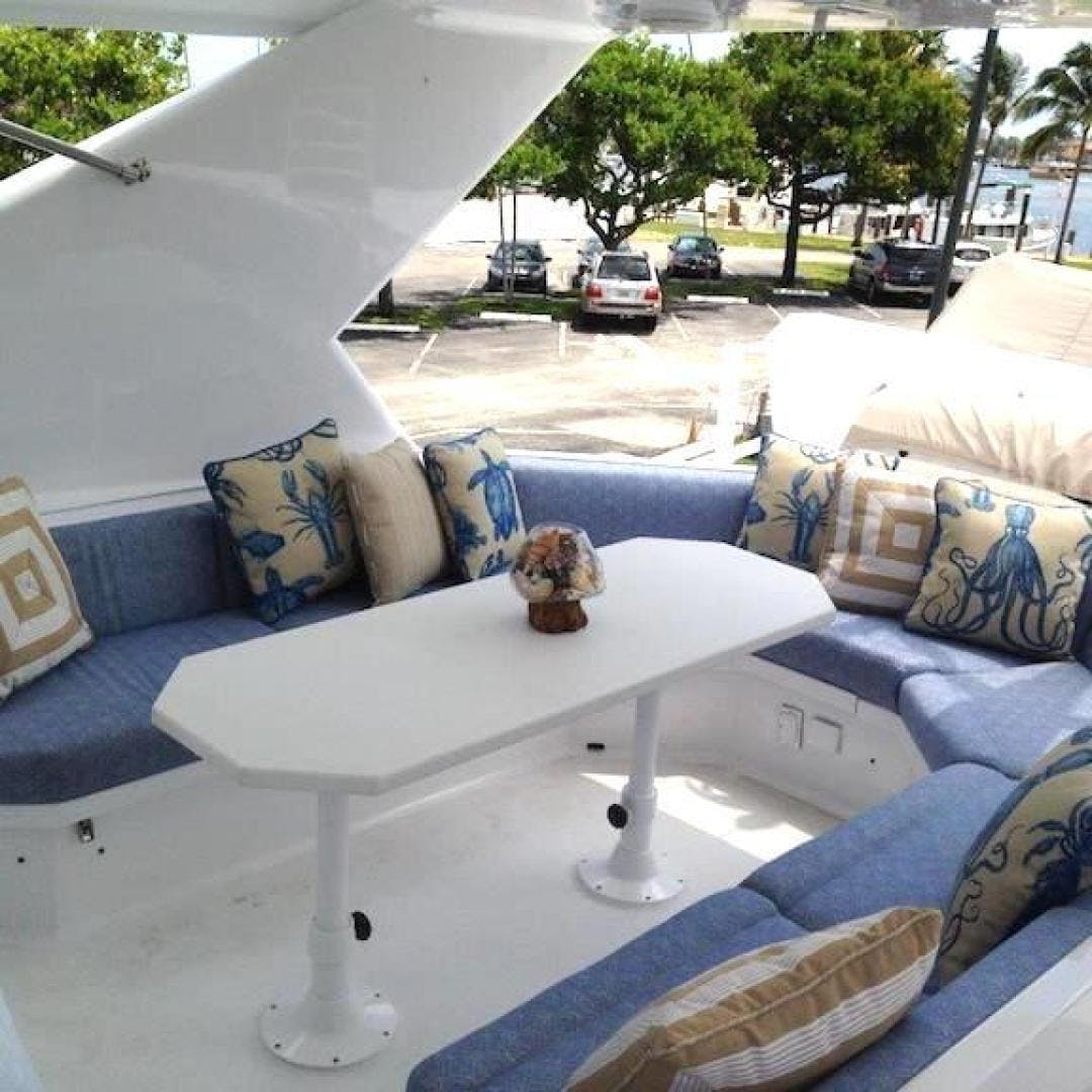 1990 Burger 83' Cockpit Motor yacht Mac Attack | Picture 2 of 40