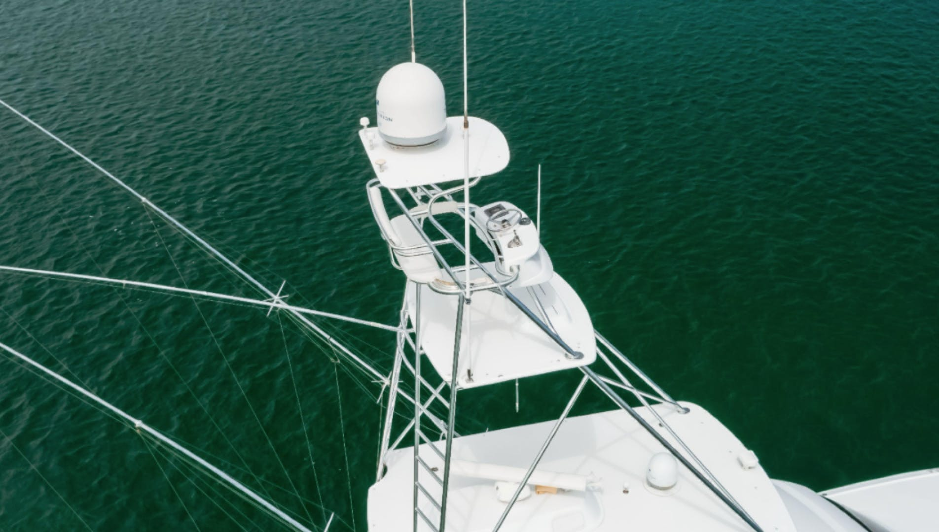 2006 Hatteras 64' Sport Fisher 7 P'S | Picture 6 of 30