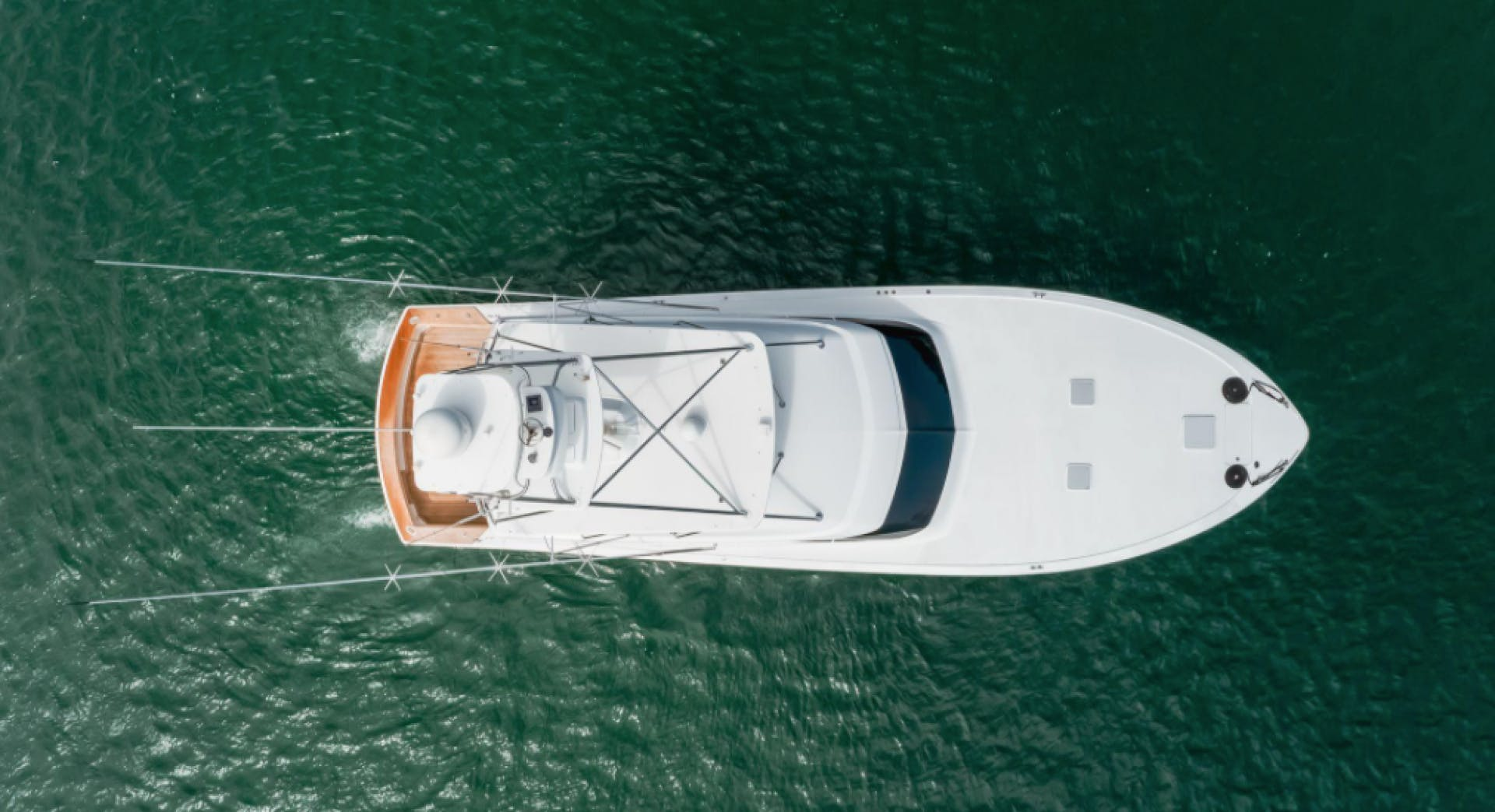 2006 Hatteras 64' Sport Fisher 7 P'S | Picture 5 of 30