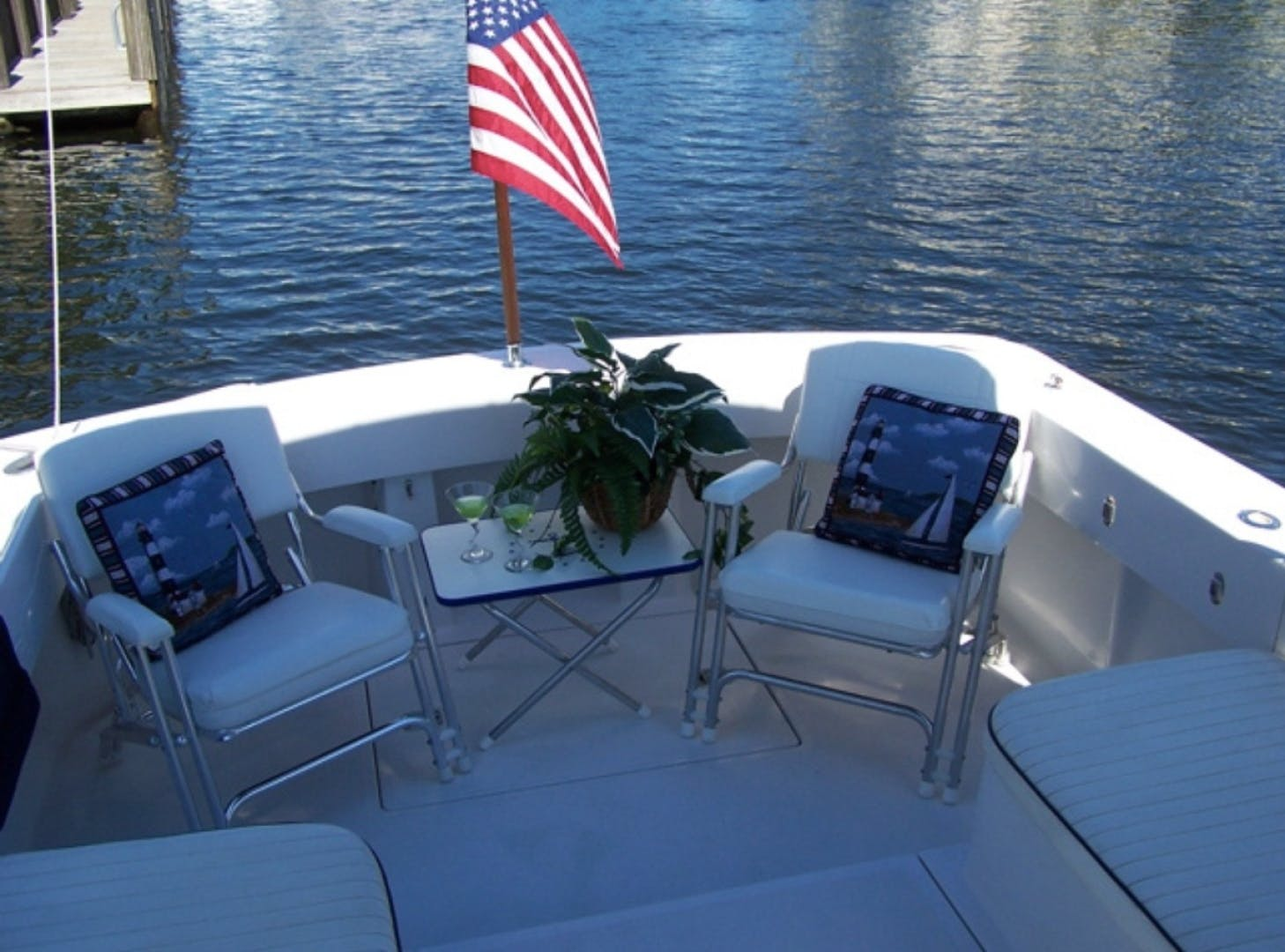 1998 Mainship 30' Pilot Luna Sol | Picture 6 of 26