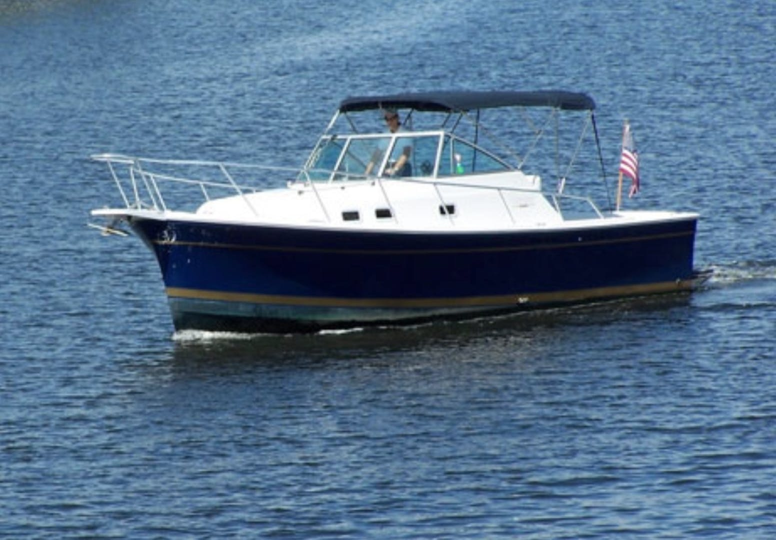 1998 Mainship 30' Pilot Luna Sol | Picture 3 of 26