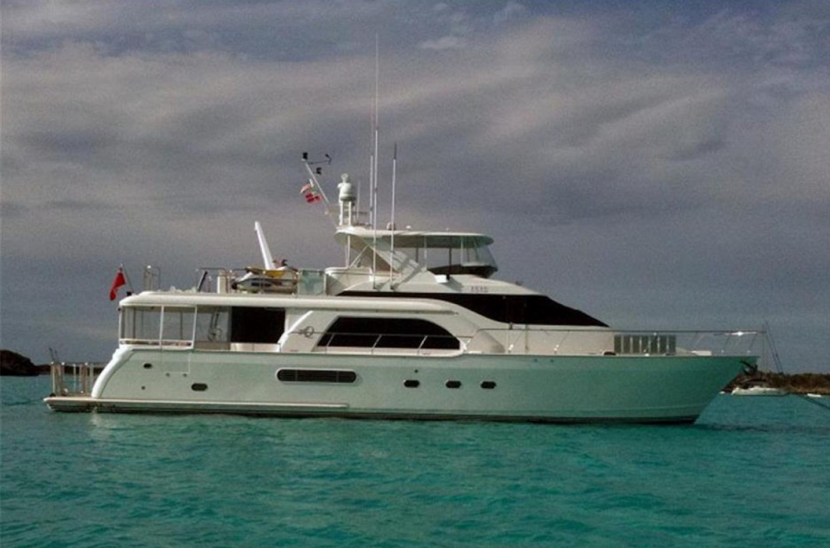 """2000 Queenship 68' Admiralty Series """"Sweet Lady"""""""