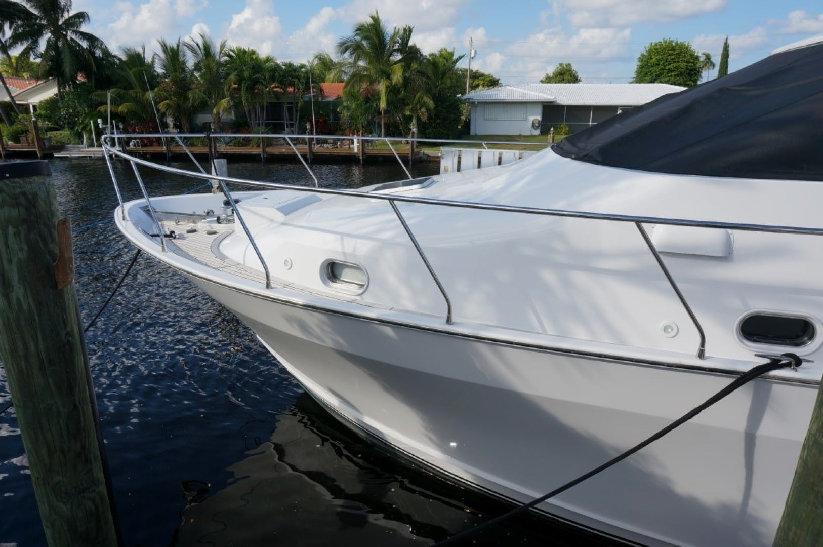 2000 Queenship 68' Admiralty Series Sweet Lady | Picture 7 of 72