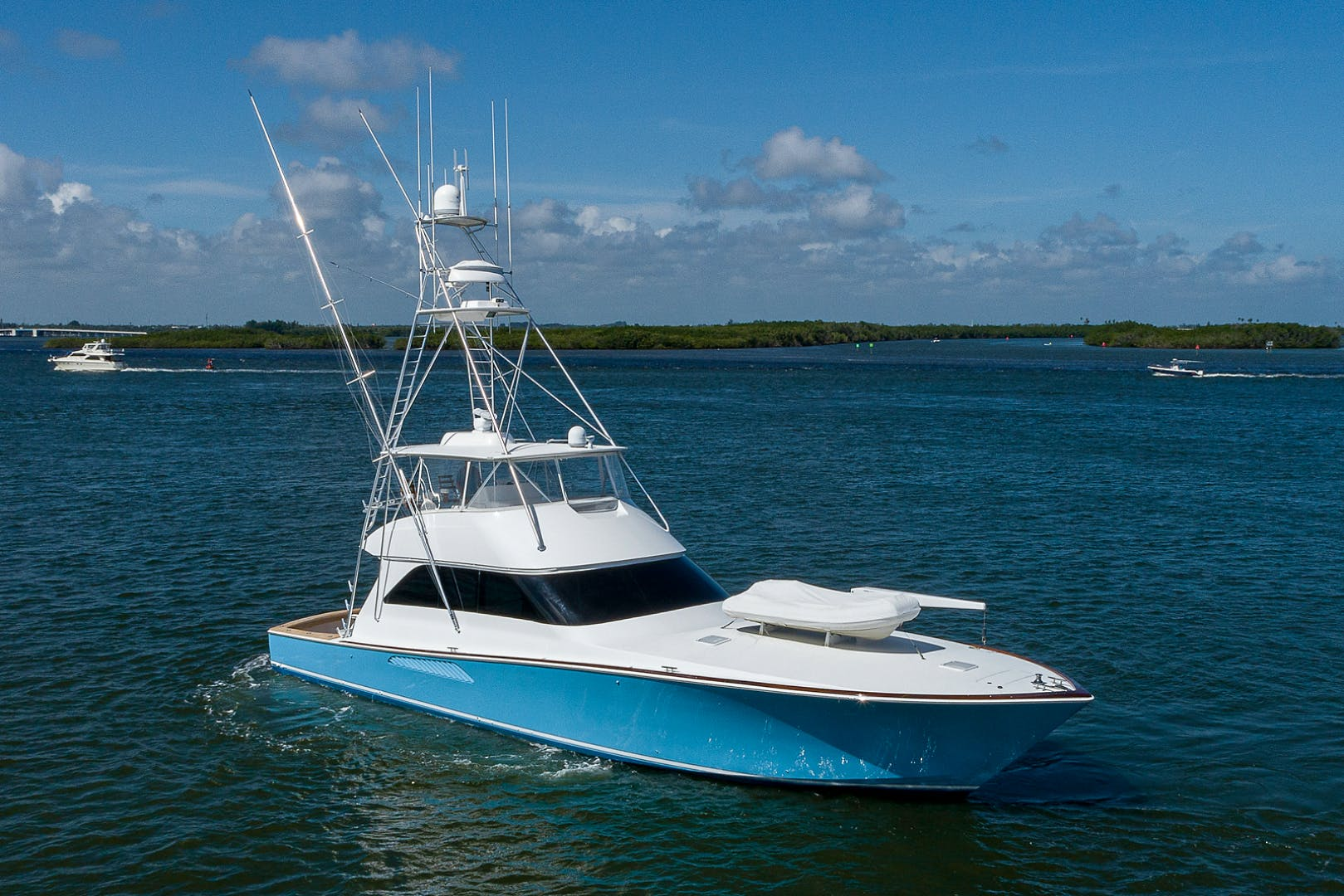 2006 Viking 68' Sportfisherman Let It Ride | Picture 6 of 87