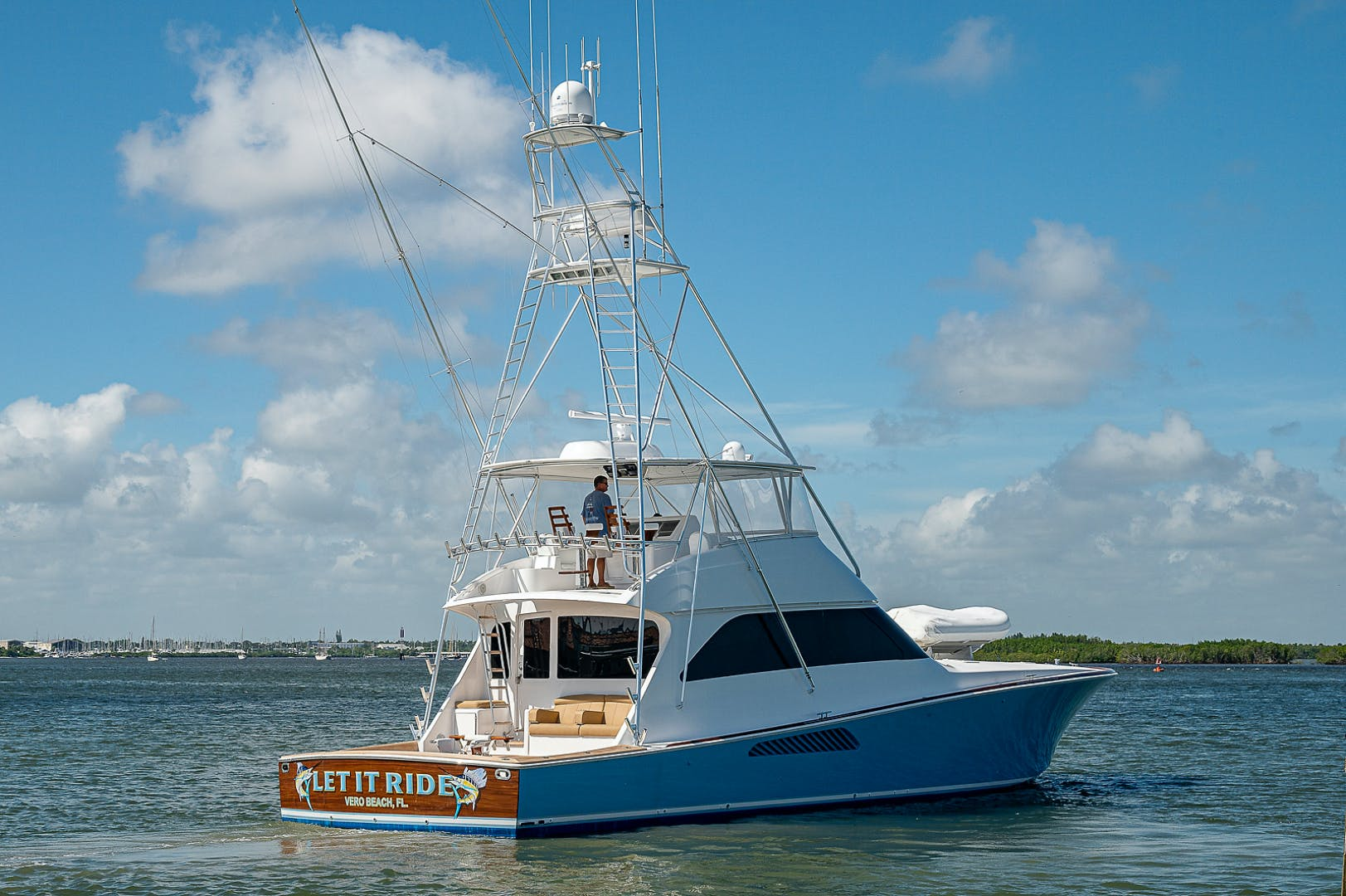 2006 Viking 68' Sportfisherman Let It Ride | Picture 3 of 87