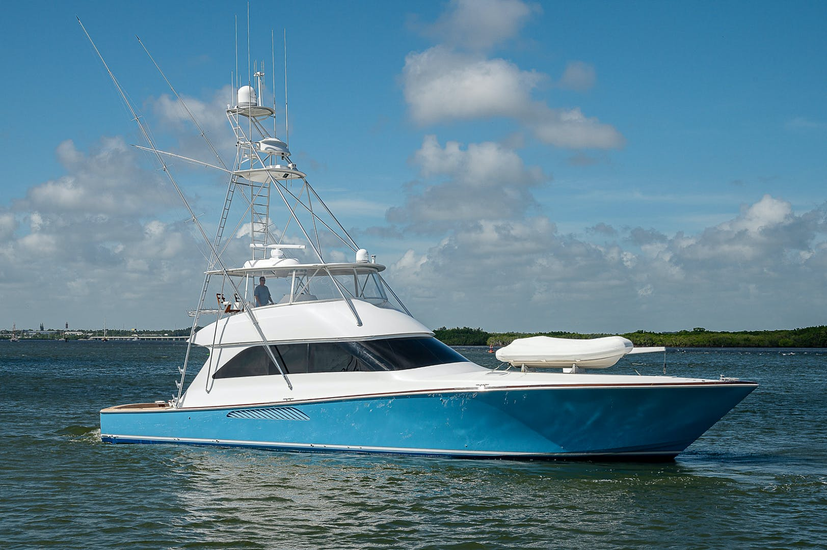2006 Viking 68' Sportfisherman Let It Ride | Picture 5 of 87