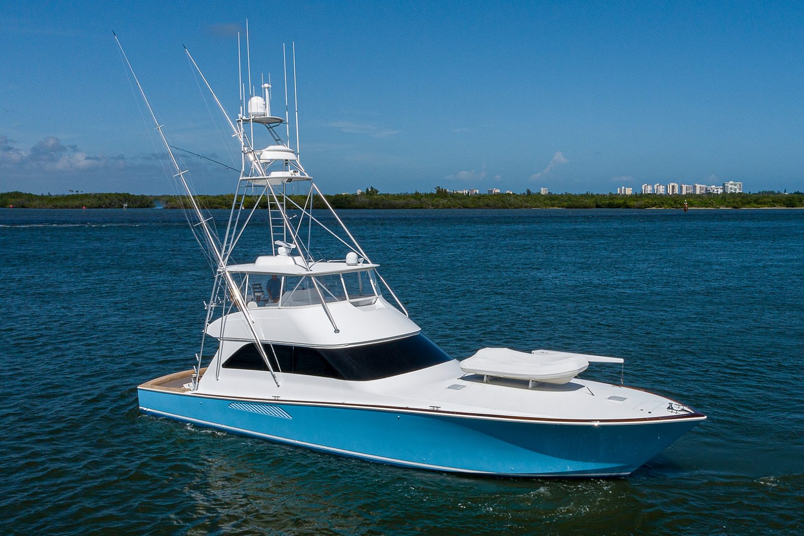 "2006 Viking 68' Sportfisherman ""Let It Ride"""