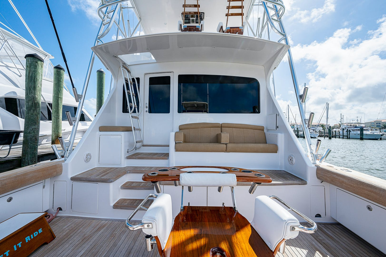 2006 Viking 68' Sportfisherman Let It Ride | Picture 8 of 87