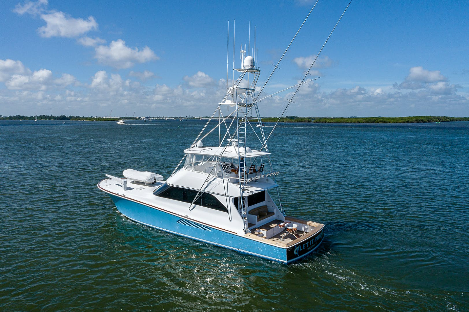 2006 Viking 68' Sportfisherman Let It Ride | Picture 7 of 87